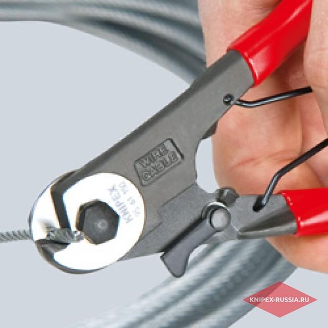 Ножницы для боуденовского троса KNIPEX KN-9561150