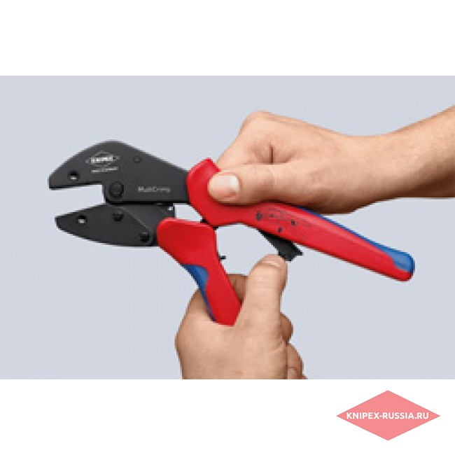 Обжимные клещи MultiCrimp KNIPEX KN-973302