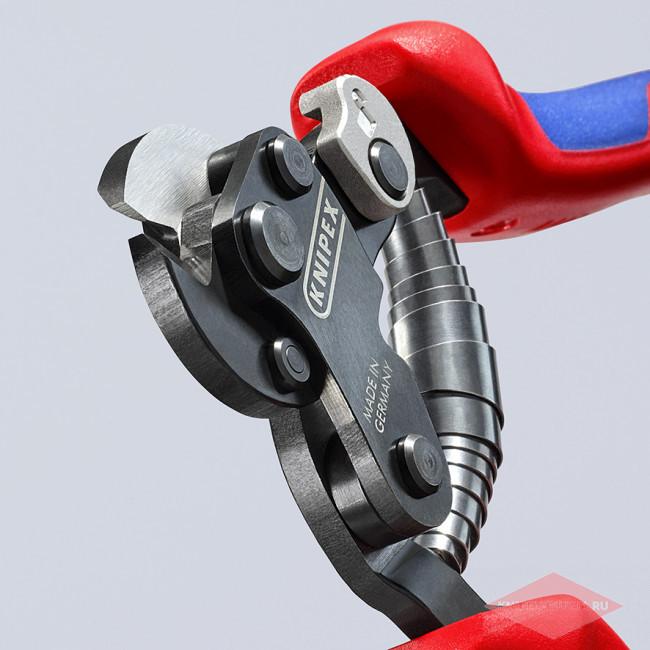 Инструмент для резки шинного корда KNIPEX KN-9562160TC