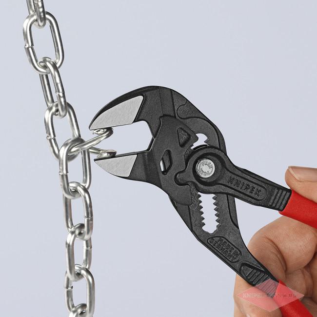 Клещи переставные-гаечный ключ KNIPEX KN-8601180
