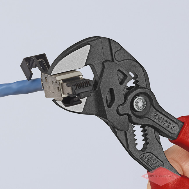 Клещи переставные-гаечный ключ KNIPEX KN-8602180