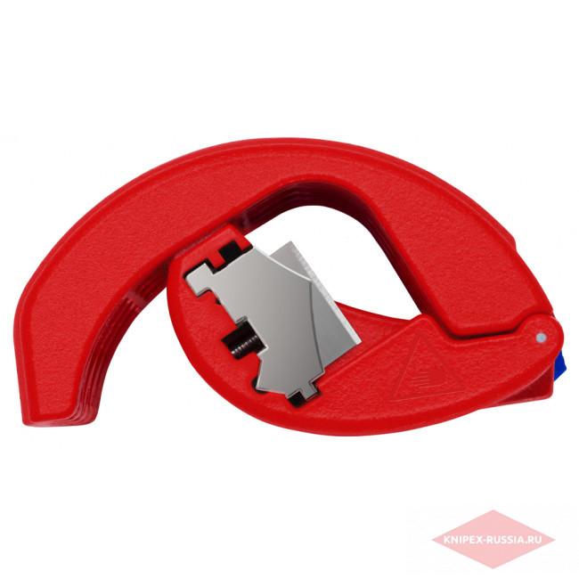 Труборез для пластиковых труб KNIPEX BiX® KN-902210BK