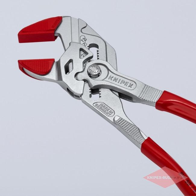 Запасные зажимные губки KNIPEX KN-8609250V01